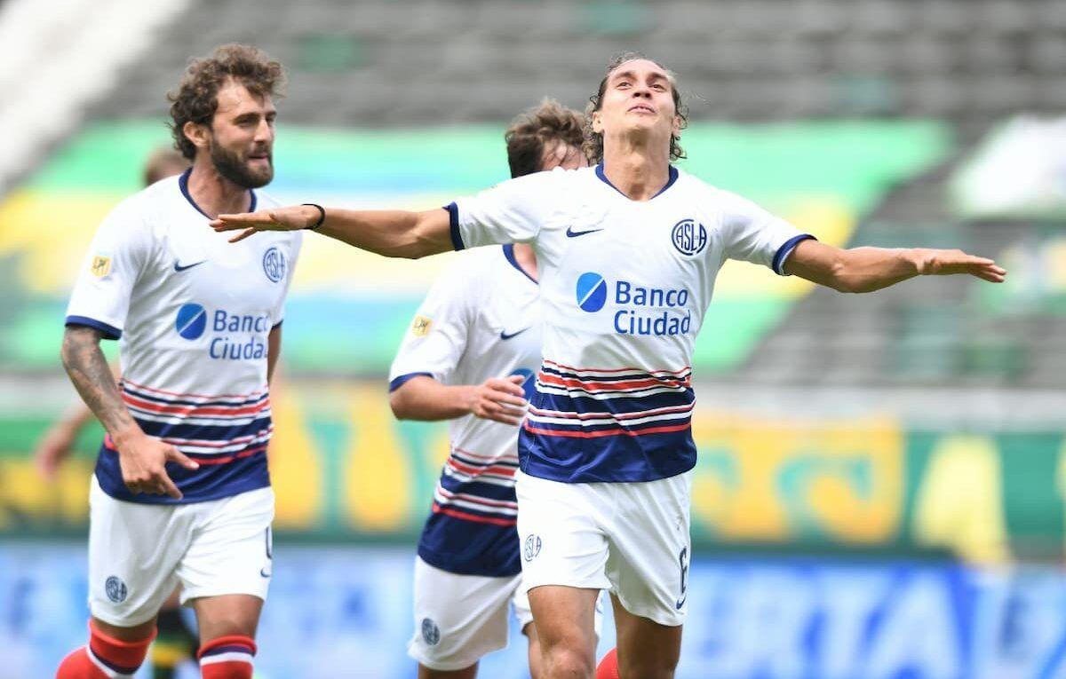San Lorenzo vs Aldosivi