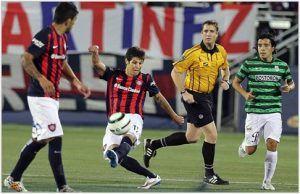 San Lorenzo Vs Atlético Nacional