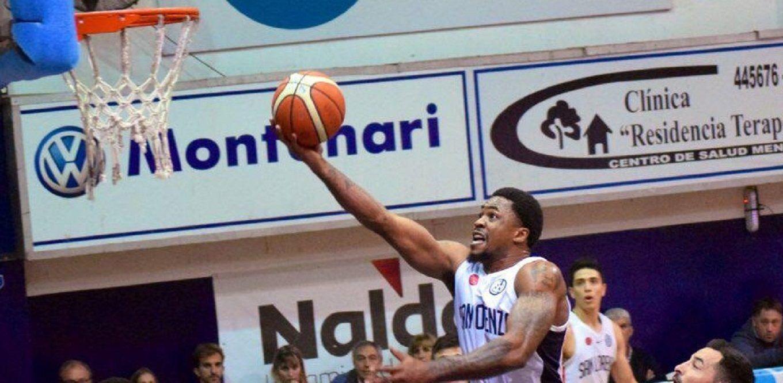 san lorenzo basquet argentinos