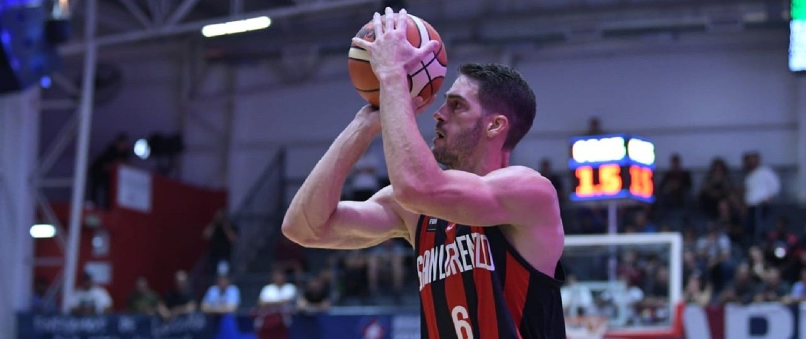 san lorenzo basquet boca