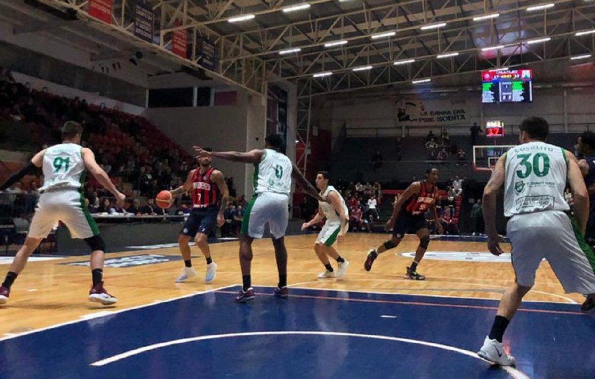 san lorenzo basquet boedo