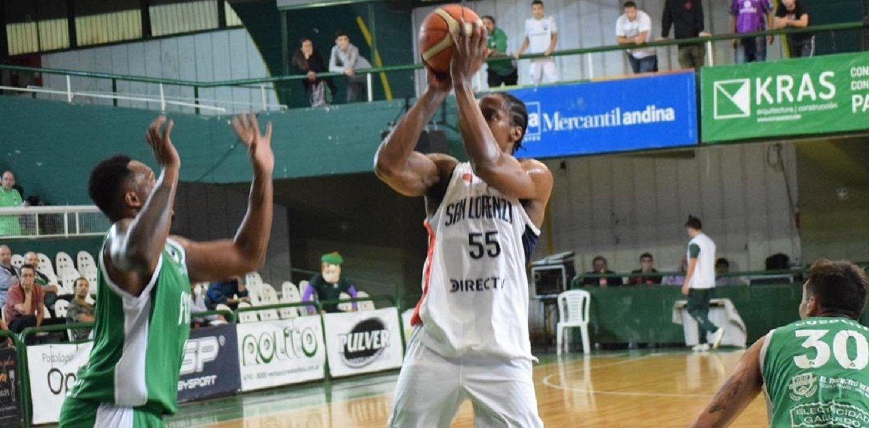 san lorenzo basquet ferro