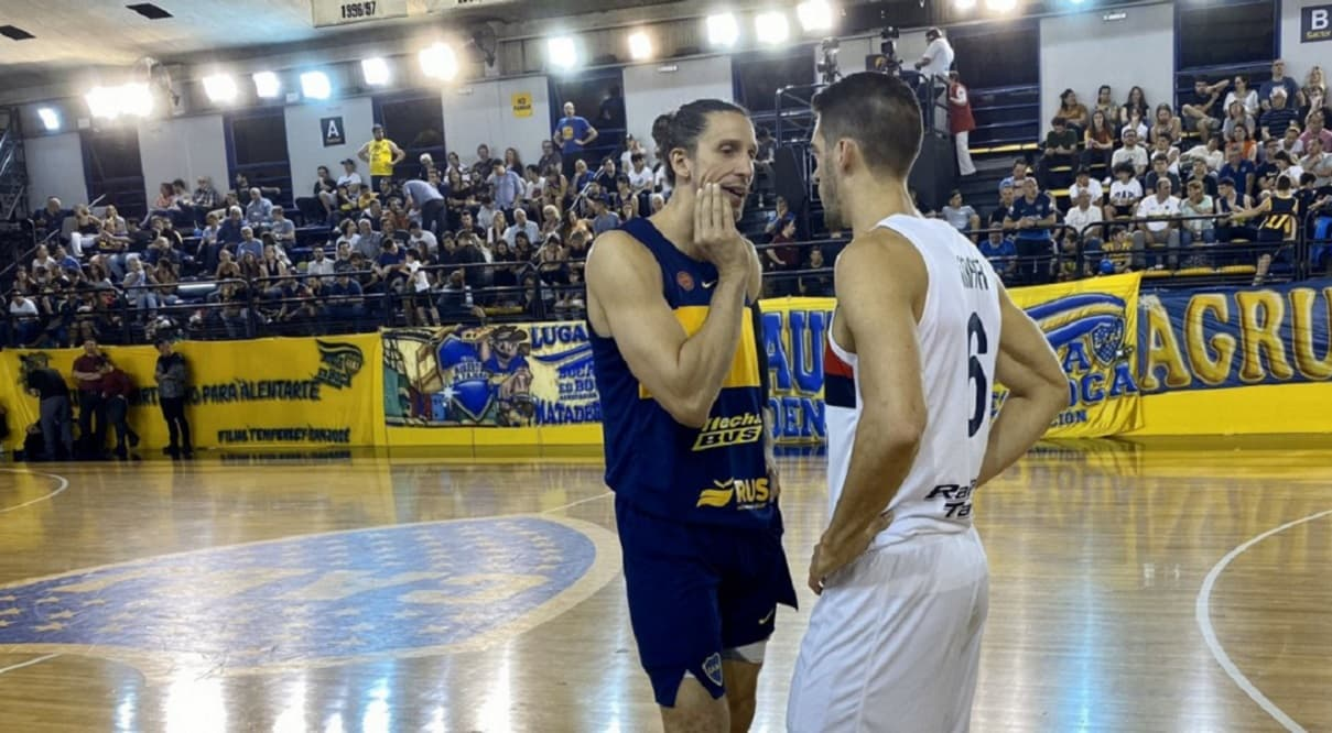 san lorenzo boca juniors basquet
