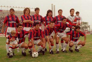 san lorenzo campeón 1995