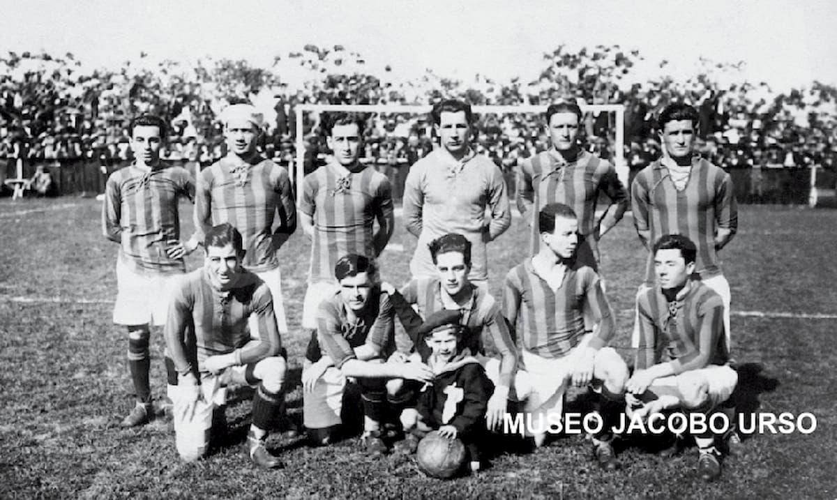 A 95 años del Campeonato de Primera División 1924 - San Lorenzo Website
