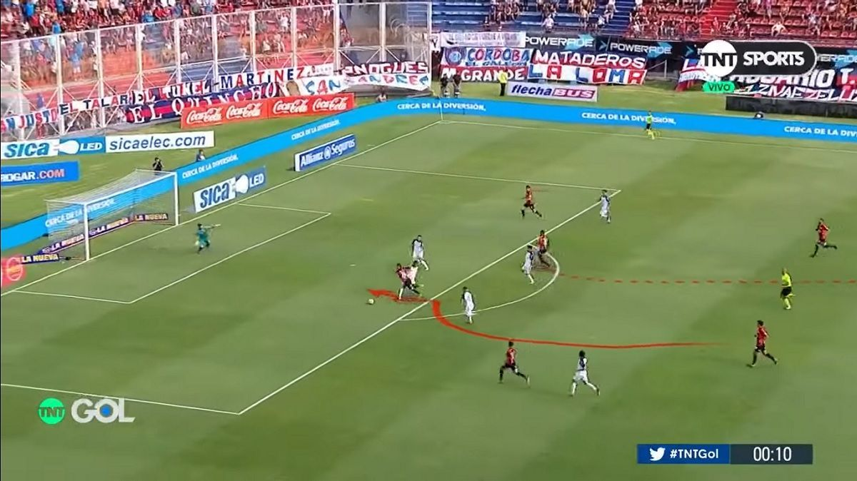 san lorenzo independiente penal