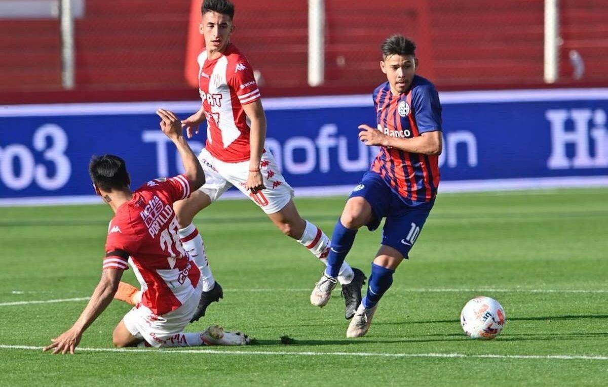 San Lorenzo vs Unión de Santa Fe