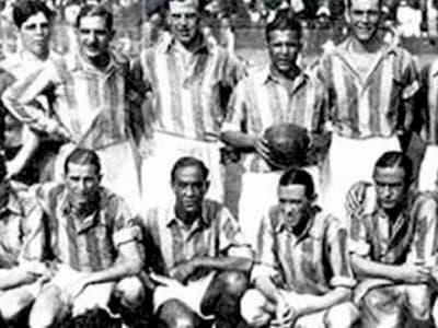 San Lorenzo Campeón 1933