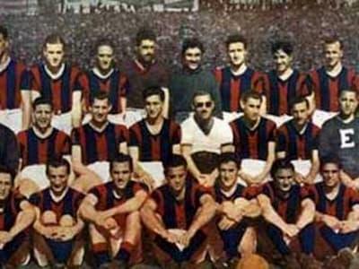 San Lorenzo campeón 1946