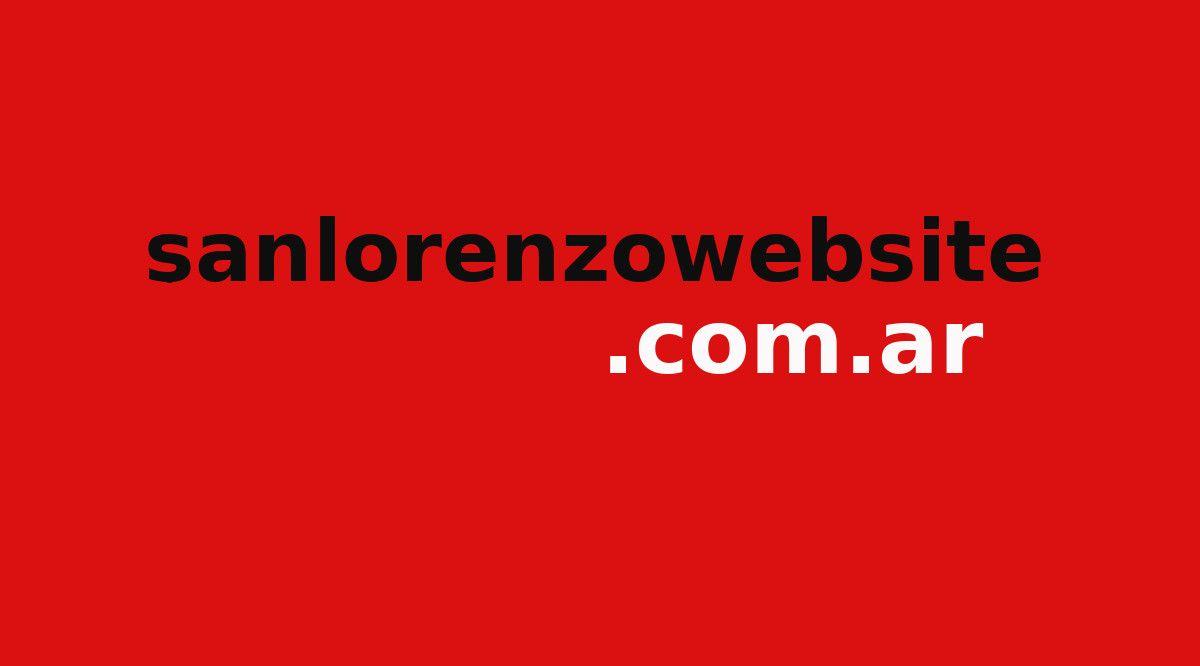 San Lorenzo Website