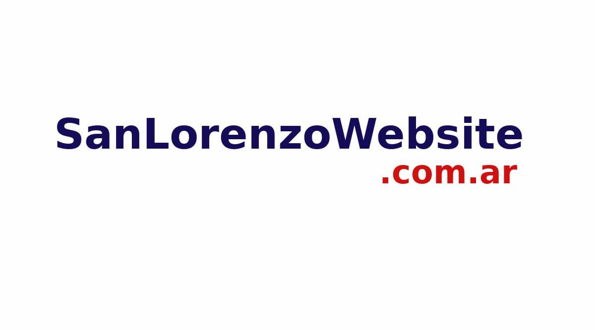 San Lorenzo Web site