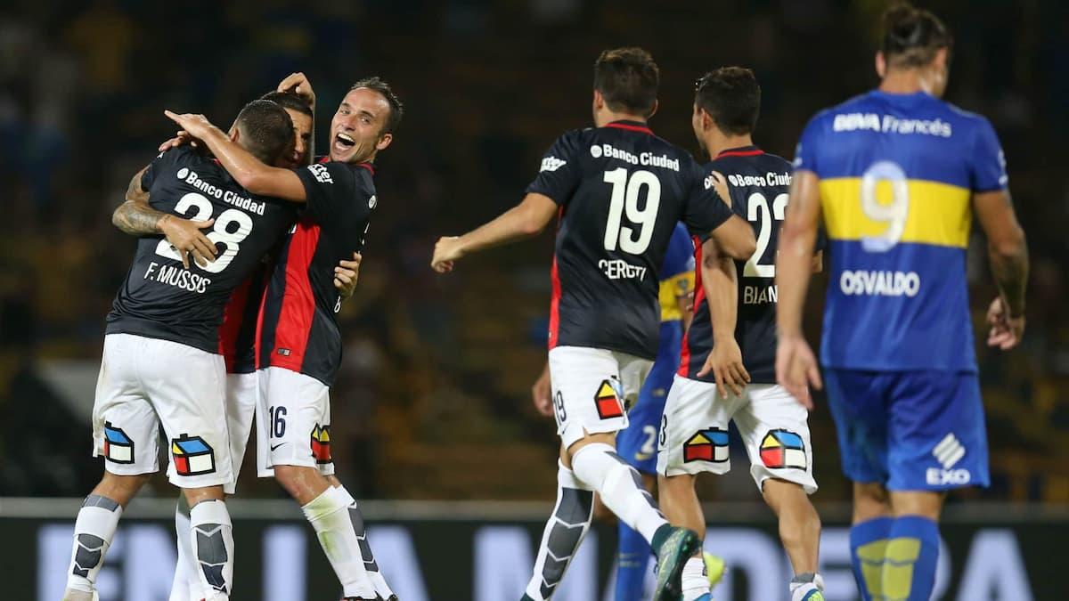 supercopa 2016 boca san lorenzo