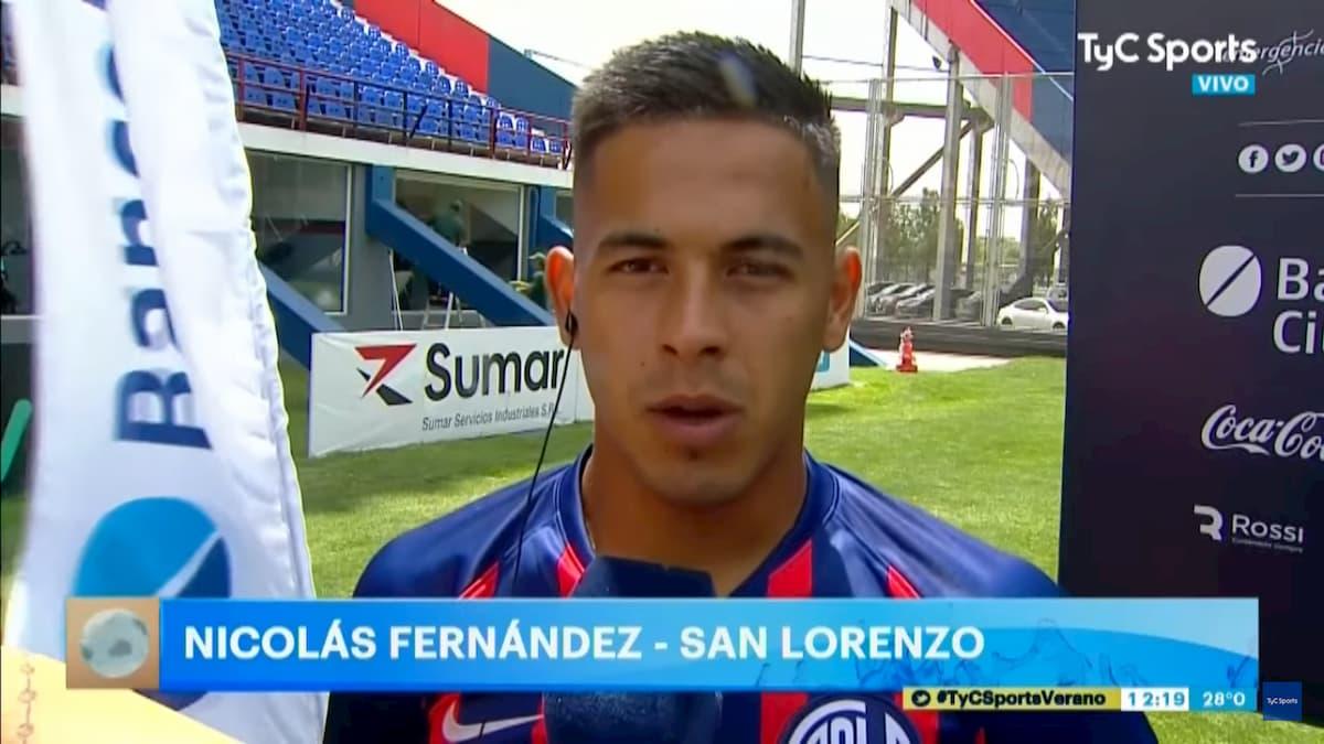 Nicolás Fernández Cuervo