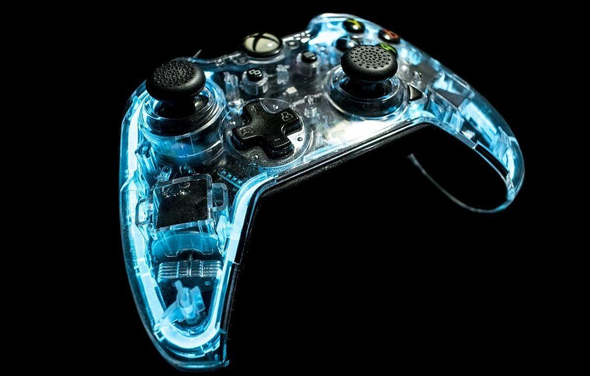 joystick juego